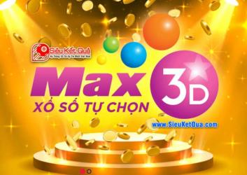 Cách chơi Max 3D Vietlott và Max 3D+ chi tiết nhất