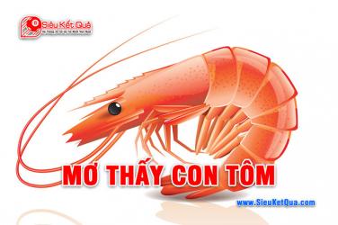 Mơ thấy Tôm mang ý nghĩa gì ? Con Tôm là số mấy chính xác ?